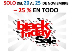 CARTEL BLACK FRIDAY